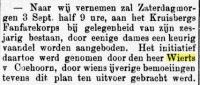 3 september 1898