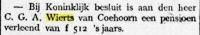 31 maart 1909