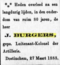 Joachim, broer van Lambertus A.