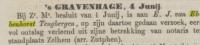5 juni 1861