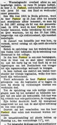 29 januari 1891