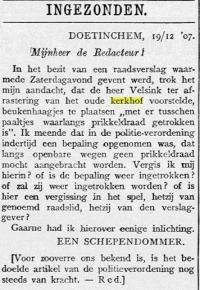 21 december 1912